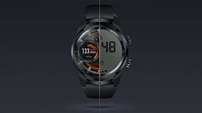 Mobvoi TicWatch Pro 4G akıllı saat
