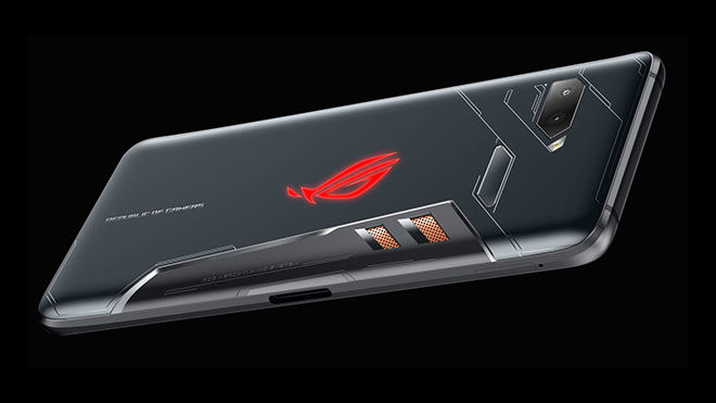 Asus ROG Phone 2 PUBG Mobile