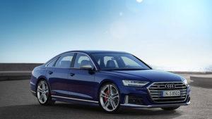 2020 Audi S8 Yeni Audi S8