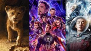 Avengers Endgame önderliğinde 2019'un en çok kazandıran filmleri