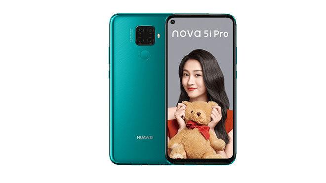 Huawei Nova 5i Pro / Huawei Mate 30 Lite