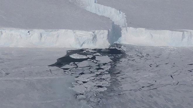 buzulların erimesi