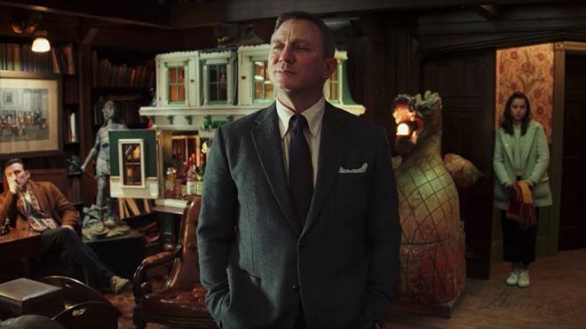 Captain America (Chris Evans) ve James Bond (Daniel Craig) yıldızının buluştuğu gizemli macera: Knives Out