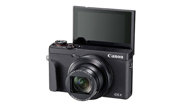 Canon PowerShot G7 X Mark III ve Canon PowerShot G5 X Mark II