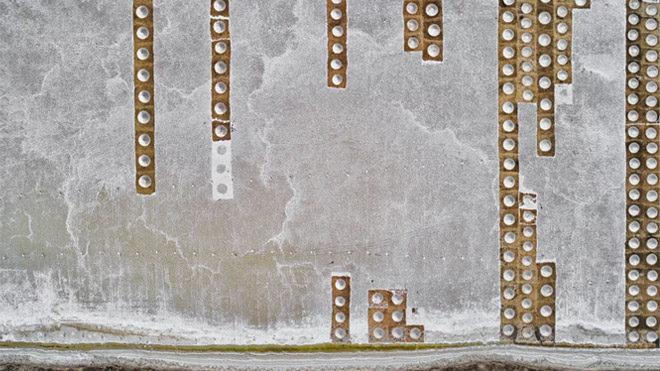 Soyut kategorisinde Çin'in Jiuquan kentinde alınan Dünya TETRIS Oyunu Jie Zhang, Çin