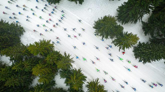 Bu yılın en iyi drone fotoğrafçısı Jacek Deneka ve fotoğrafı