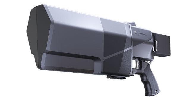DroneShield DroneGun MkIII drone silahı