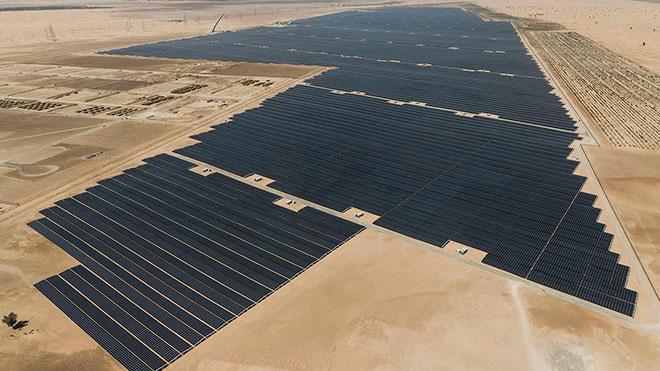 Dünyanın en büyük güneş enerjisi santrali görev başladı