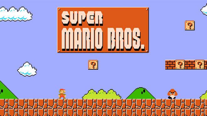 Dünyanın en çok satan 10 oyunu super mario bros