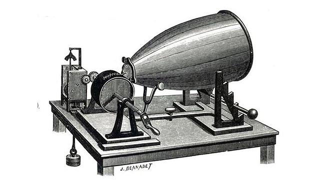 ddünyanın ilk insan sesi kaydı