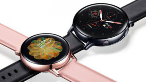 Samsung Galaxy Watch Active 2 akıllı saat