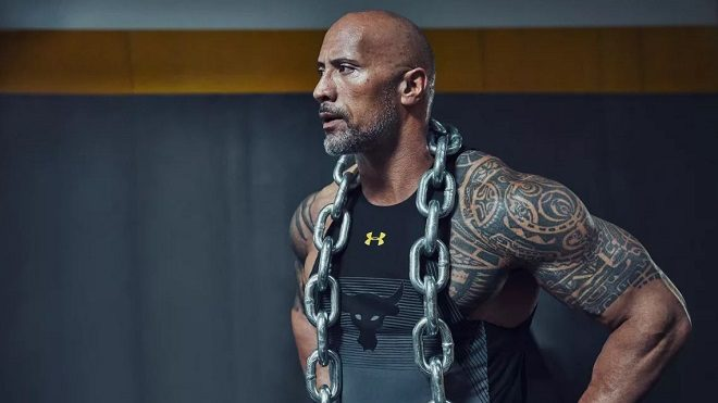 netflix Dwayne Johnson