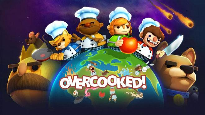 Epic Games ücretsiz oyunu Overcooked