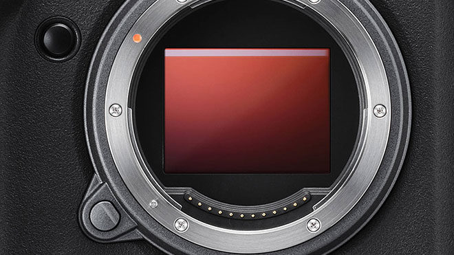 Fujifilm GFX100 102 megapiksel