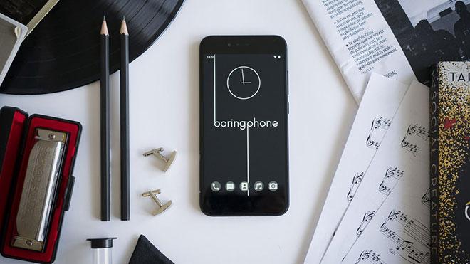 BoringPhone akıllı telefon