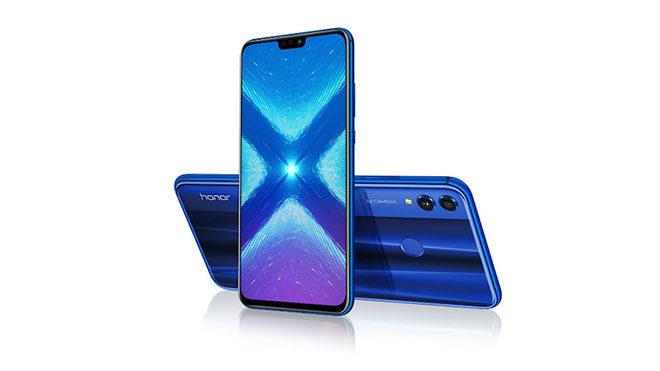 Honor 10 Honoe 8X Android Q