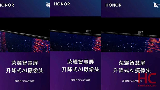 Honor Huawei akıllı televizyon smart screen