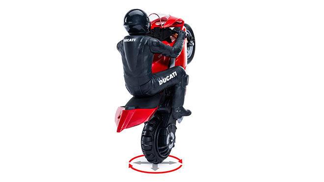 Upriser Ducati Panigale V4 S uzaktan kumandalı motosiklet [Video]