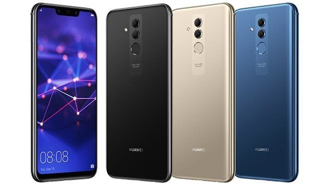 Huawei Mate 20 Lite Türkiye fiyatına indirim! - LOG