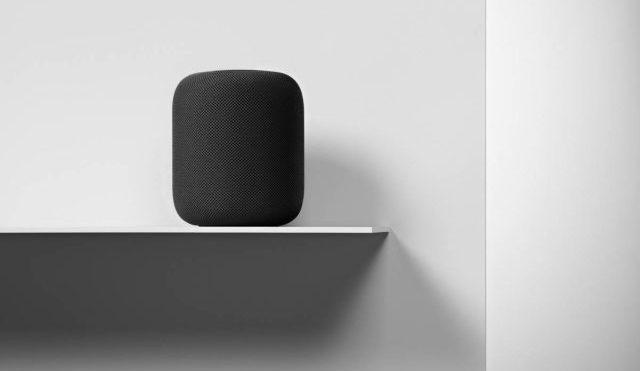 Apple siriOS HomePod