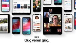 Apple iOS 12.4