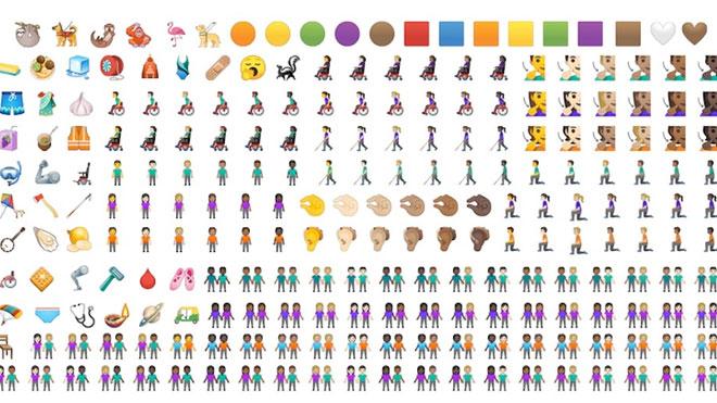 ios 13 android emoji