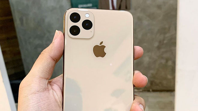 iPhone XI, XI Max ve XR (2019)
