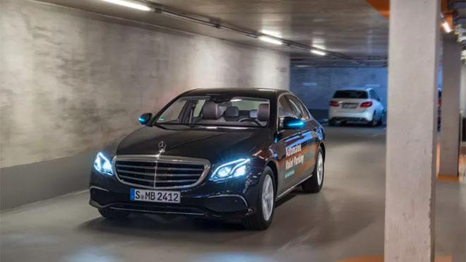 Daimler Bosch Mercedes-Benz otomatik park