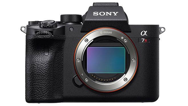Sony a7R IV tam kare aynasız fotoğraf makinesi