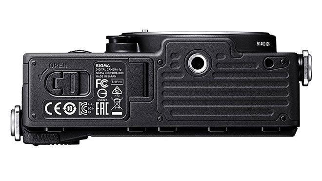 Tam kare aynasız fotoğraf makinesi Sigma fp
