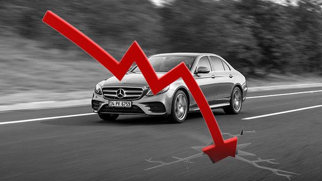 lüks otomobil satışları