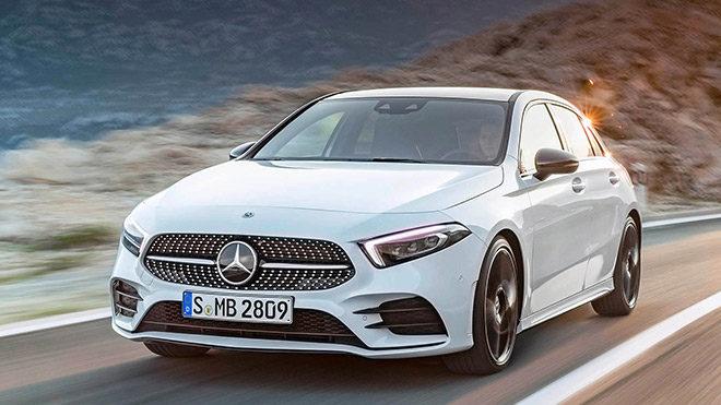 Mercedes A-Serisi