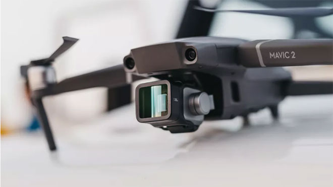 moment drone lens