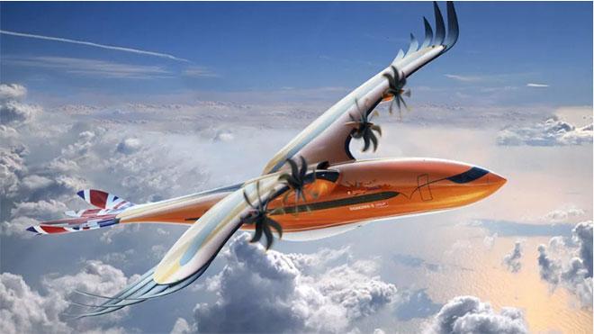 Airbus The Bird of Prey uçak