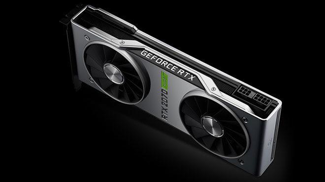 Nvidia RTX SUPER RTX SUPER 2060, RTX SUPER 2070, RTX SUPER 2080