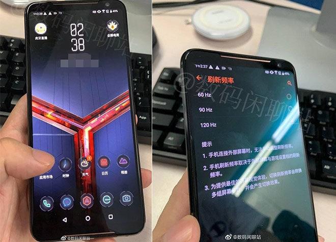 Asus ROG Phone 2 PUBG Mobile