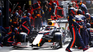 Formula 1 Redbull racing