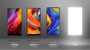 Xiaomi Mi Mix 4 Mi Mix 3S