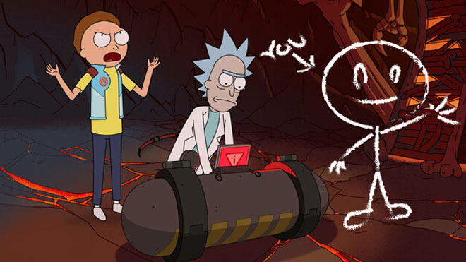 Rick and Morty 4. sezon