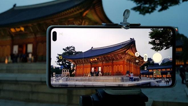 Samsung Galaxy S10 Gece Modu