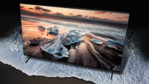 Samsung QLED 8K TV Samsung televizyon