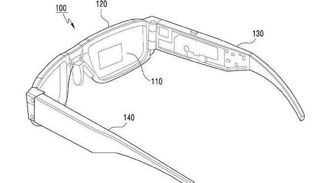 Samsung artırılmış gerçeklik gözlüğü