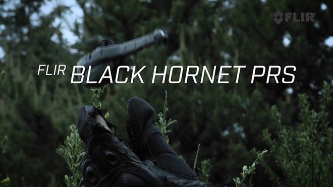 FLIR Black Hornet 3 drone