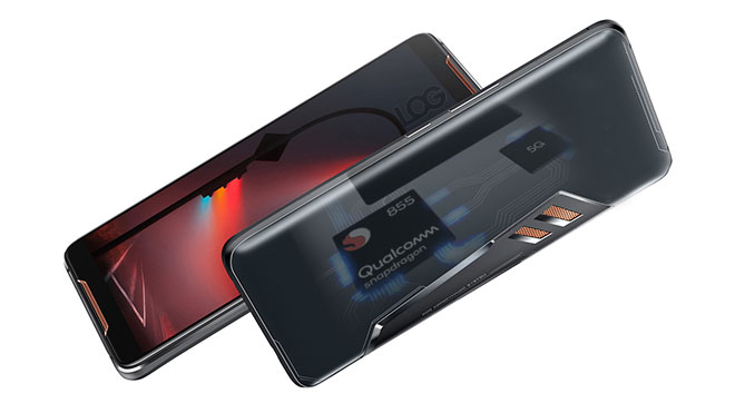 Asus ROG Phone 2 Snapdragon 855 Plus