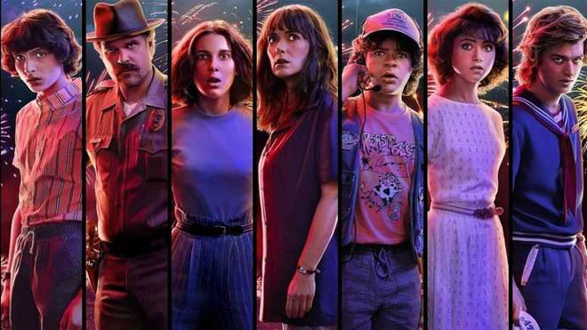 Stranger Things 3. sezon