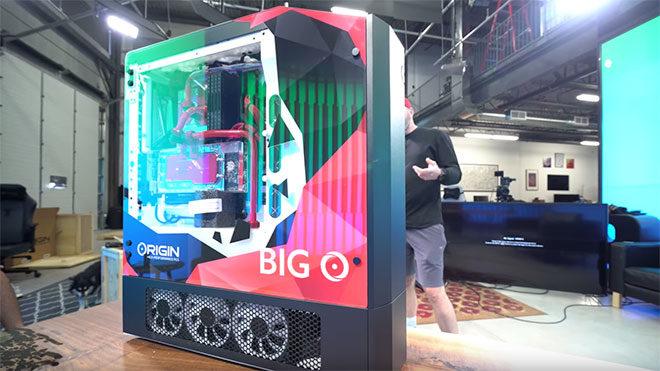 Tek kasada PlayStation 4, Xbox One, Nintendo Switch ve oyun bilgisayarı: Origin Big O [Video]