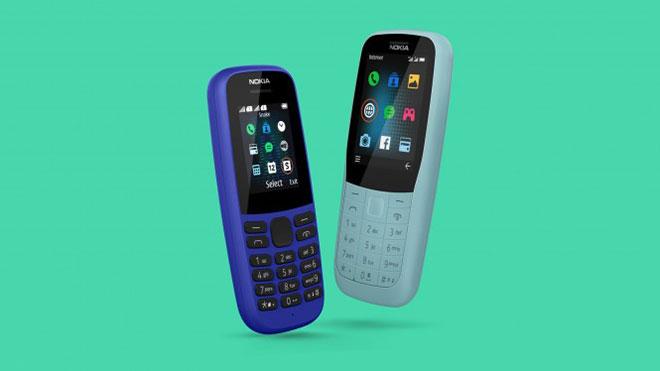 Nokia 220 4G Nokia 105 2019