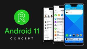 Android 11 Kamer Kaan Avdan