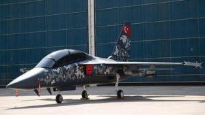 Hürjet eğitim uçağı