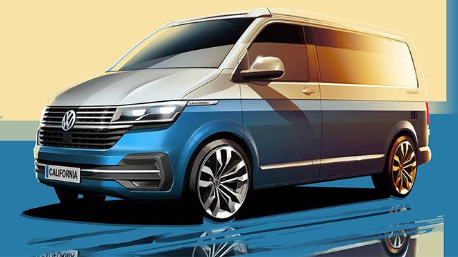 2020 Volkswagen California